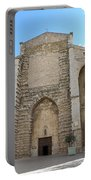 Basilica Of Saint Mary Madalene Portable Battery Charger by Lainie Wrightson