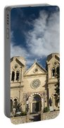 Basilica Of St Francis Portable Battery Charger