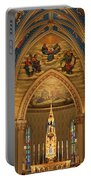Basilica Of The Sacred Heart Portable Battery Charger