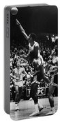 Basketball Game, 1966 Portable Battery Charger