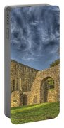 Battle Abbey Ruins Portable Battery Charger