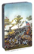 Battle Of Atlanta, 1864 Portable Battery Charger