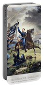 Battle Of Chantlly, 1862 Portable Battery Charger