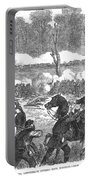 Battle Of Chickamauga 1863 Portable Battery Charger