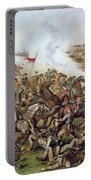 Battle Of Five Forks Virginia 1st April 1865 Portable Battery Charger