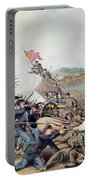 Battle Of Franklin November 30th 1864 Portable Battery Charger