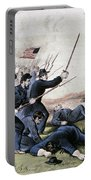 Battle Of Jonesboro, 1864 Portable Battery Charger