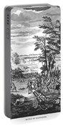 Battle Of Malplaquet, 1709 Portable Battery Charger
