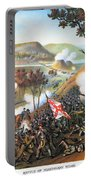 Battle Of Missionary Ridge Portable Battery Charger