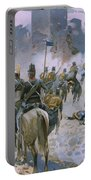 Battle Of Solferino And San Martino Portable Battery Charger