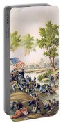 Battle Of Spottsylvania May 1864 Portable Battery Charger