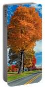 Battle Of The Maples 2 Portable Battery Charger
