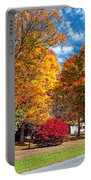 Battle Of The Maples Portable Battery Charger
