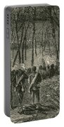 Battle Of The Wilderness, 1864 Portable Battery Charger