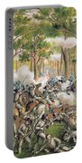 Battle Of The Wilderness May 1864 Portable Battery Charger