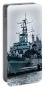 Battleships And Tugboat Portable Battery Charger