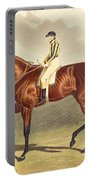 Bay Middleton Winner Of The Derby In 1836 Portable Battery Charger