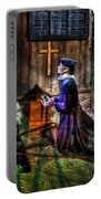 Be Still Thy Soul Portable Battery Charger by Evelina Kremsdorf