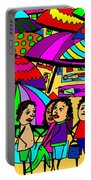 Beach Chat Portable Battery Charger