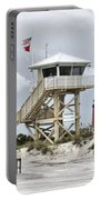 Beach Patrol Portable Battery Charger