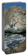 Beach Rock Portable Battery Charger
