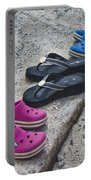 Beach Shoes Portable Battery Charger