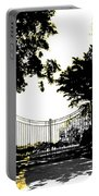 Beacon Rock Gate Newport Ri Portable Battery Charger