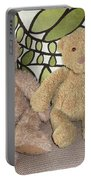 Beary Best Friends Portable Battery Charger