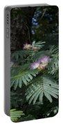 Beautiful Alabama Mimosa Silk Tree Portable Battery Charger