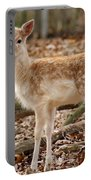 Beautiful Fawn Portable Battery Charger