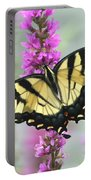 Beautiful Swallowtail Portable Battery Charger