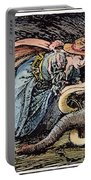 Beauty & The Beast, 1891 Portable Battery Charger