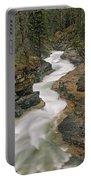 Beauty Creek, Banff National Park Portable Battery Charger