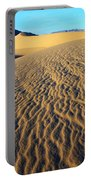 Beauty Of Death Valley Portable Battery Charger by Bob Christopher