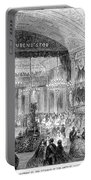 Beaux Arts Ball, 1861 Portable Battery Charger