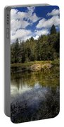 Beaver Lodge Portable Battery Charger