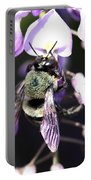 Bee And Blooms - Card Portable Battery Charger