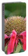 Bee Balm Button Portable Battery Charger