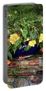 Begonia Portable Battery Charger