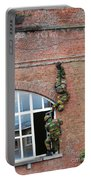 Belgian Paratroopers Rappelling Portable Battery Charger