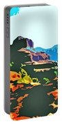 Bell Rock Sedona Arizona Portable Battery Charger