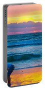 Bella At Sunrise Portable Battery Charger