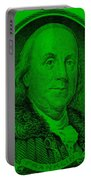 Ben Franklin Ingreen Portable Battery Charger