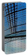 Berlin Central Station ...  Portable Battery Charger by Juergen Weiss