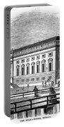 Berlin: Opera House, 1843 Portable Battery Charger