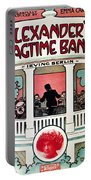 Berlin: Ragtime Band, 1911 Portable Battery Charger