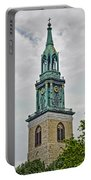 Berlin Steeple Portable Battery Charger