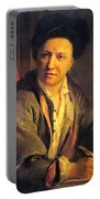 Bernard Le Bovier De Fontenelle, French Portable Battery Charger by Science Source