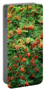 Berries In Profusion Portable Battery Charger