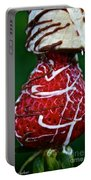Berry Banana Kabob Portable Battery Charger by Susan Herber